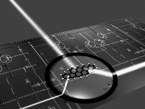 光集成电路材料有望使通信设备小型化